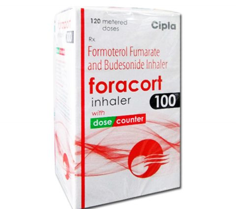 Formoterol Fumarate and Budesonide, 200