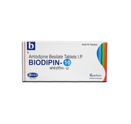 Amlodipine Besilate Tablets I.P.