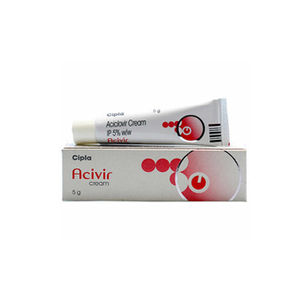 Aciclovir Cream BP (Acivir)